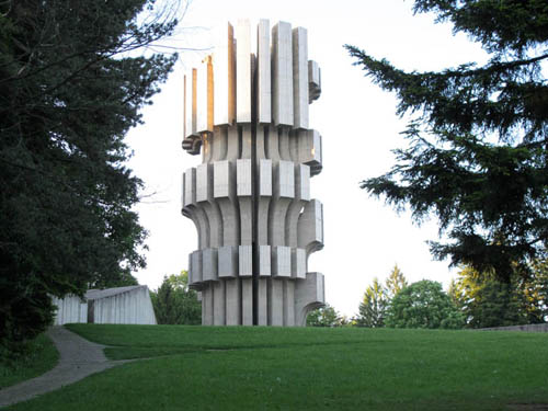 Kozara Monument Kozara World War II monument